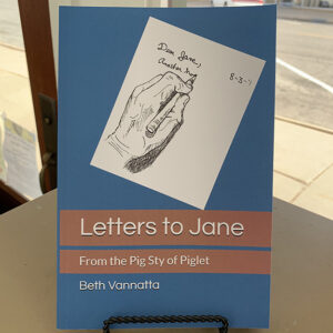 Letters to Jane book