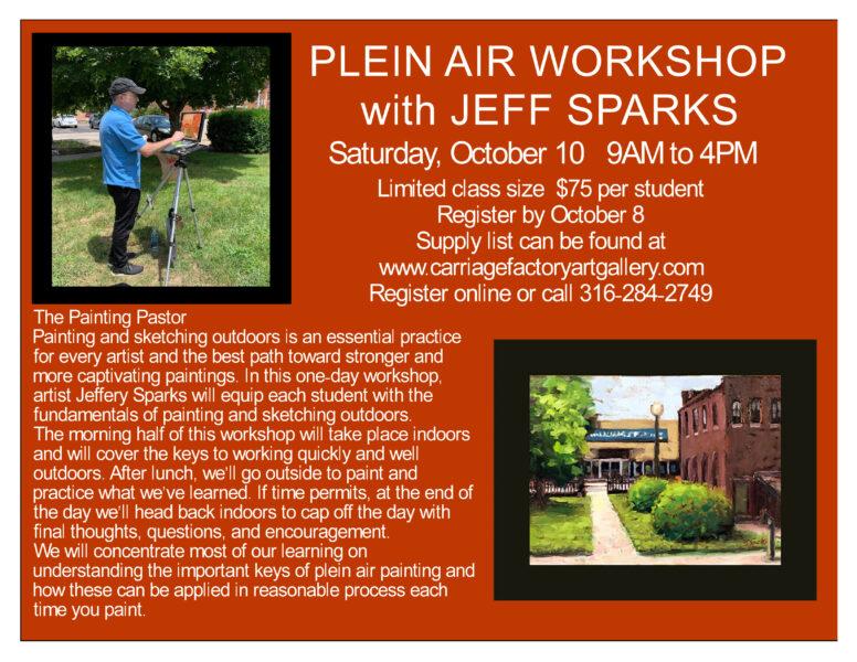 Sparks Plein Air