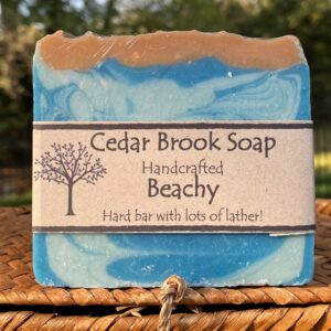 Cedar Brook Soap - Beachy Scent