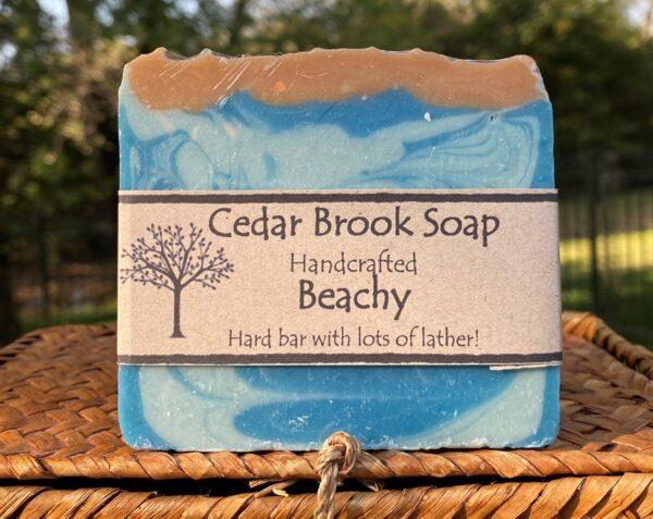 Cedar Brook Soap - Beachy Scent