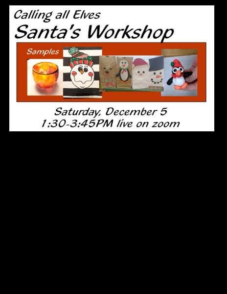 Sant'as Workshop