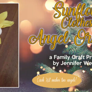 sunflower angel kit