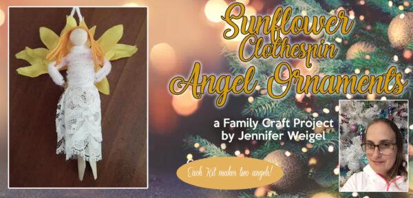 sunflower angel kit